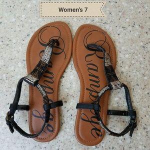 Rampage Flip Flop Sandals